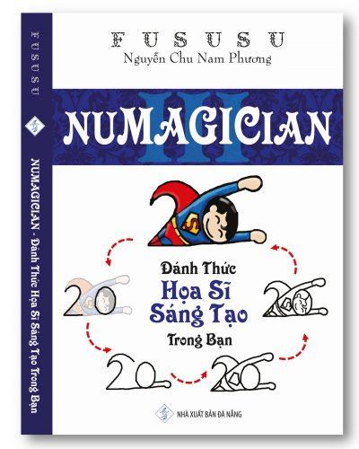 Numagician – Đánh Thức Hoạ Sĩ Sáng Tạo Trong Bạn